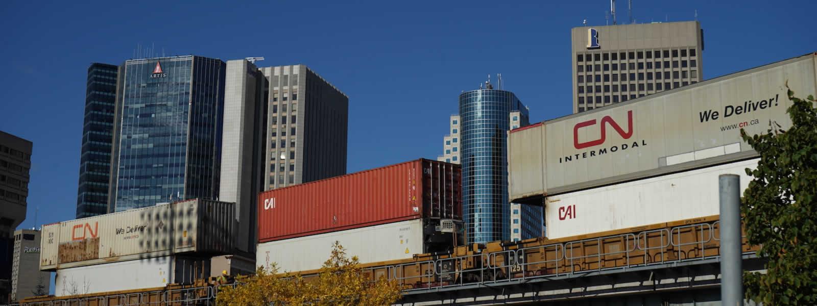 Choose Winnipeg: Locate & Expand - Transportation