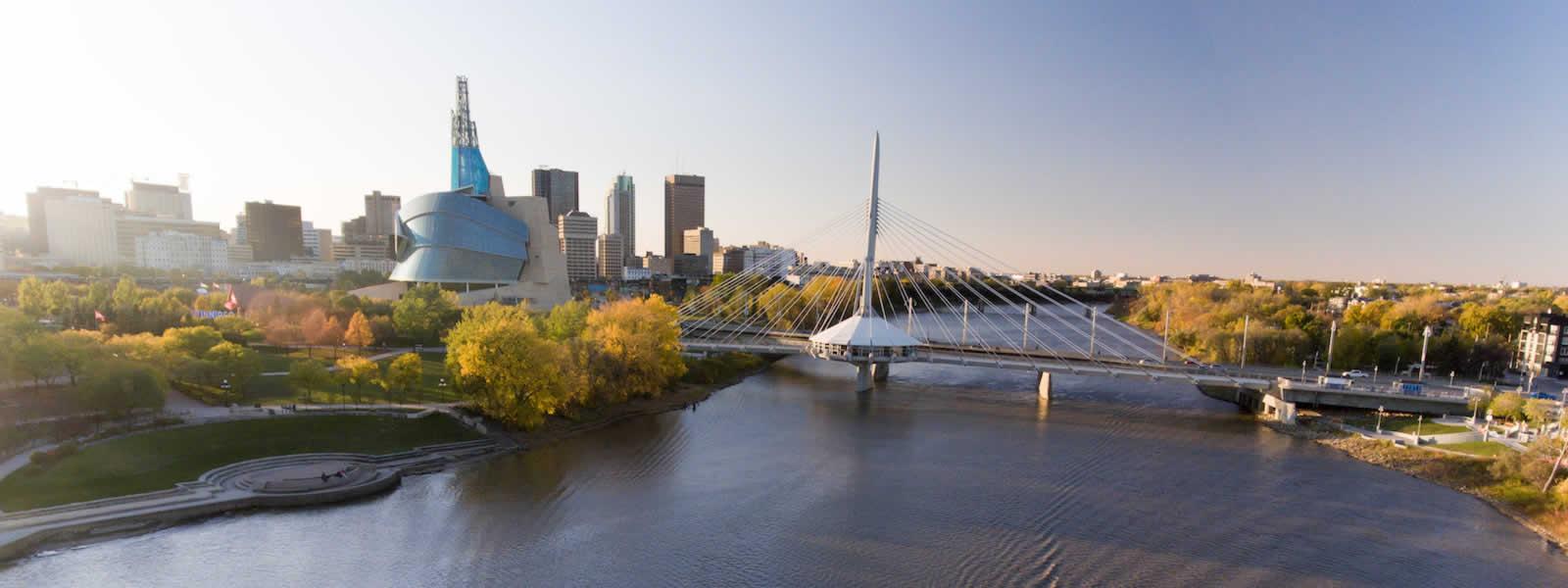 Choose Winnipeg: Where is Winnipeg?