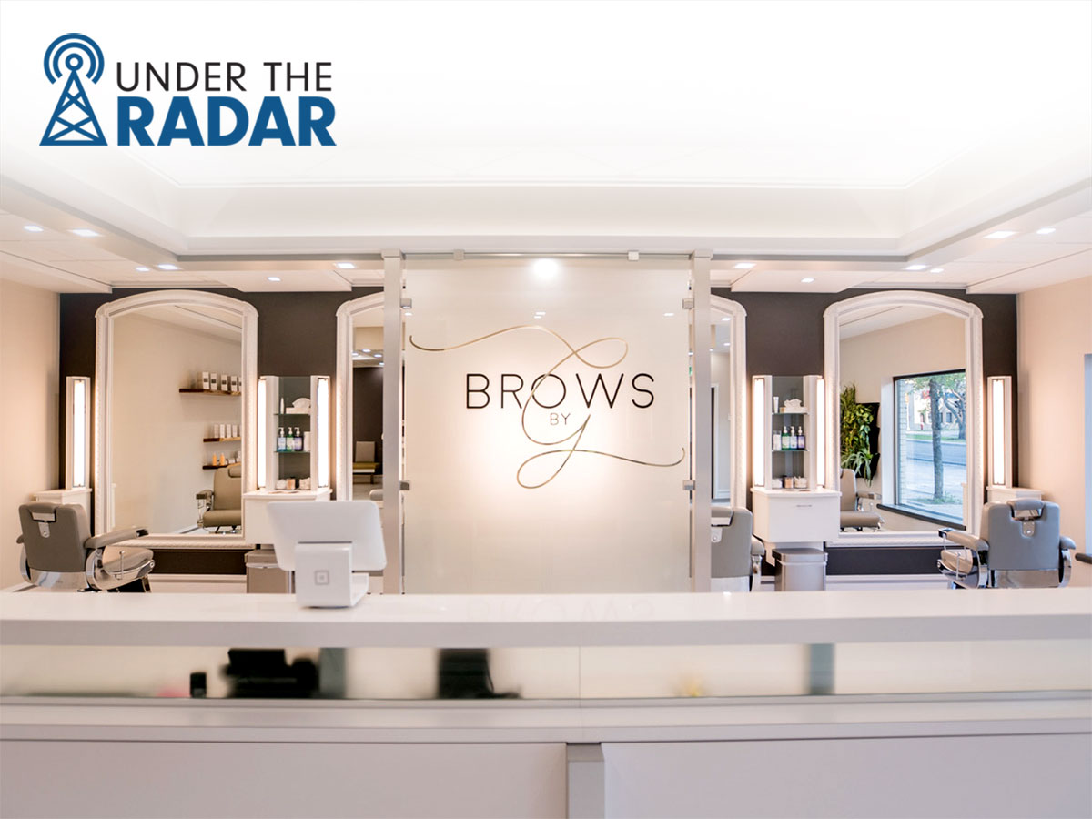 Under the Radar: Brows by G - Brows by G currently has two Winnipeg studios, and goals of expanding even further