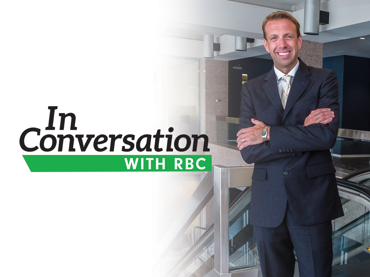 RBC's Shawn MacDonald on the resilience of Manitoba businesses - RBC's Regional Vice President, Business Financial Services, Manitoba, Saskatchewan, Nunavut, and Western Ontario. Photo: RBC
