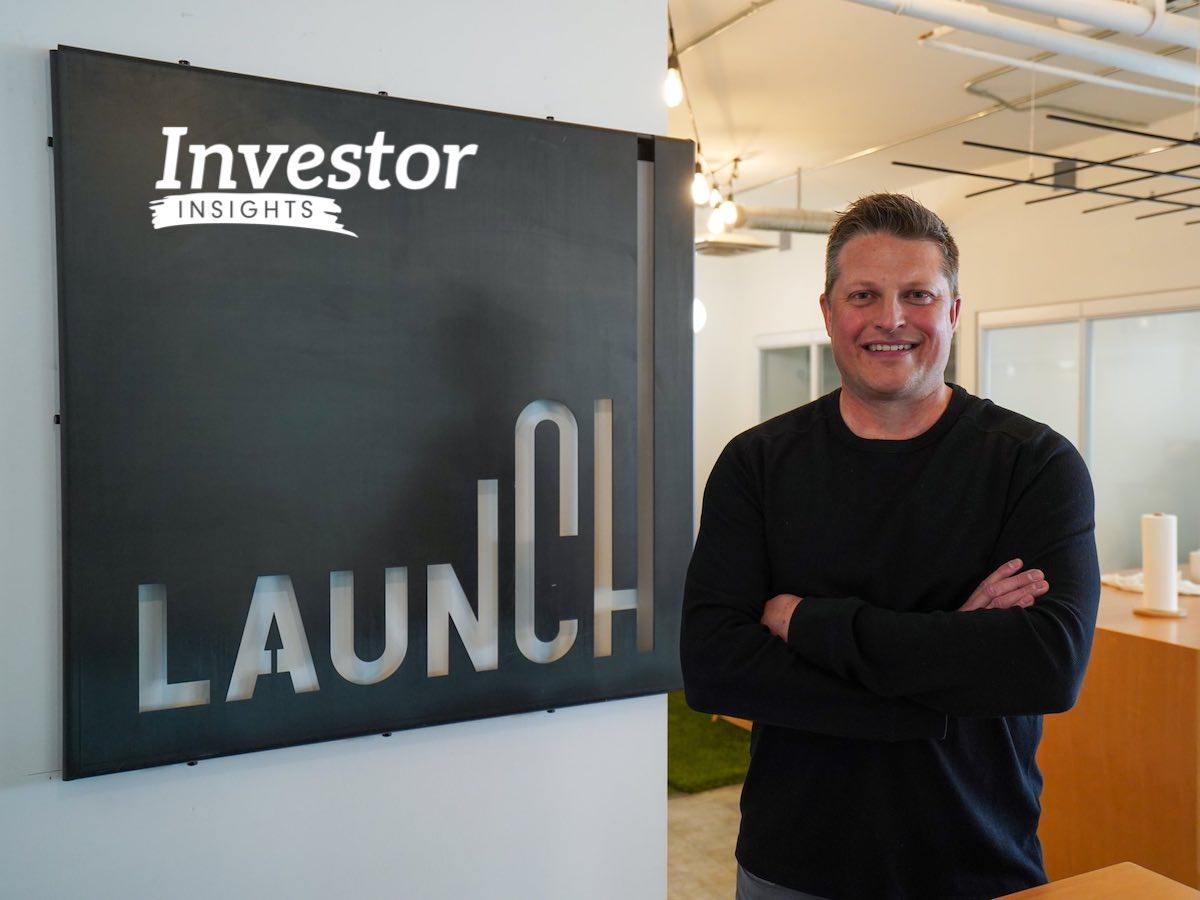The future of work: Insights from Launch Coworking Space - Jason Abbott, Founder & CEO of Launch Coworking Space, in his Exchange District office (Tyler Walsh / Economic Development Winnipeg)