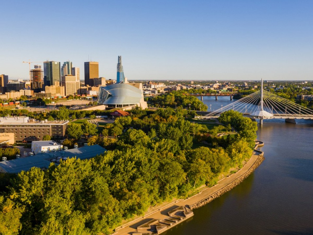 Winnipeg makes TIME's 2021 World's Greatest Places List  - Photo: Mike Peters