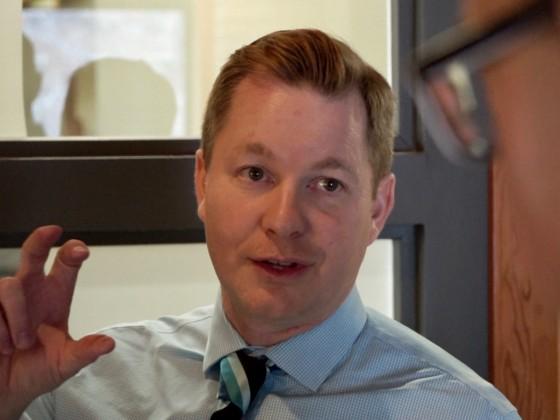 Winnipeg Ambassadors: Marshall Ring, CEO, Manitoba Technology Accelerator