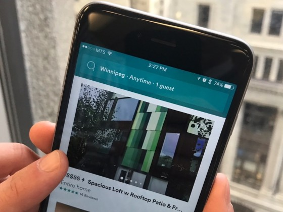 Airbnb ready to help level the playing field in Winnipeg