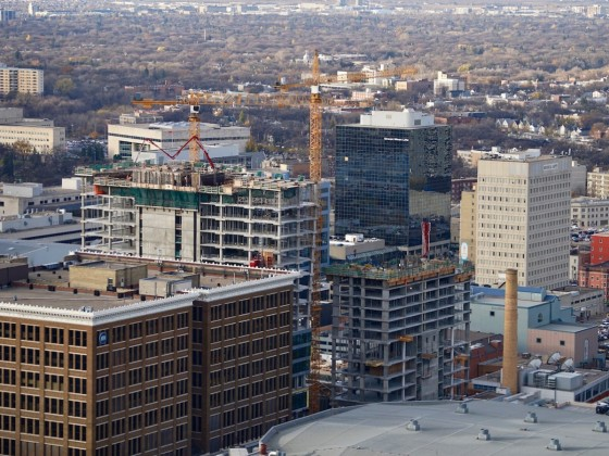 """Manitoba's """"steady performer"""" economy will grow in 2018: Conference Board"""