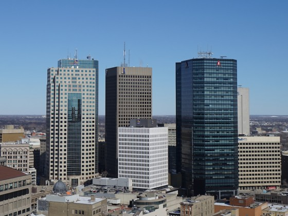 Winnipeg is building and we want you to be a part of it