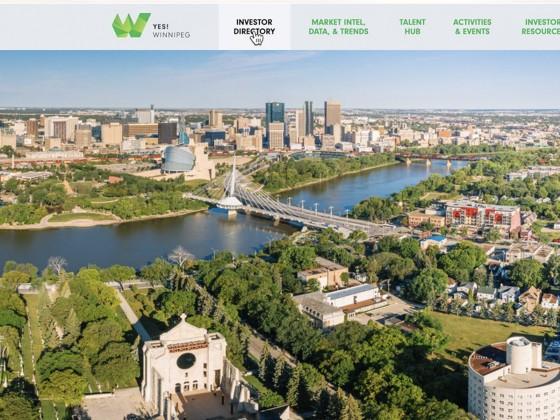 Introducing the new YES! Winnipeg Investor Portal