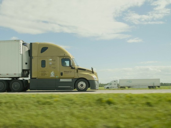 Manitoba's trucking industry drives our economy forward