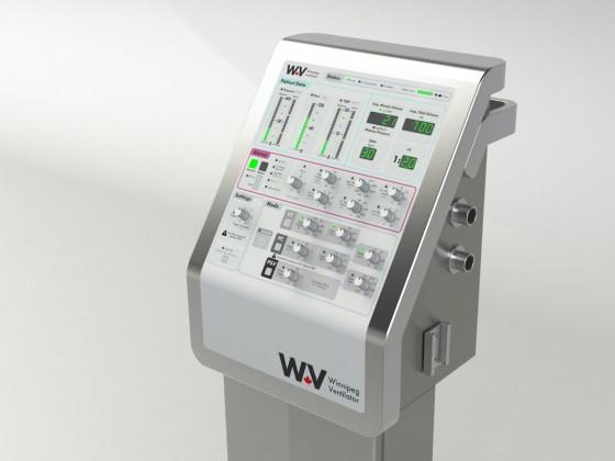 Winnipeg Ventilator aims to help those fighting COVID-19 breathe easy