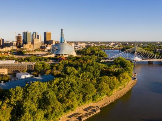 Winnipeg makes TIME's 2021 World's Greatest Places List