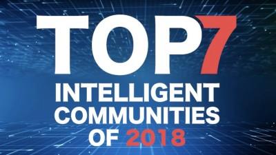 Winnipeg named one of world's Top 7 intelligent communities for 2018