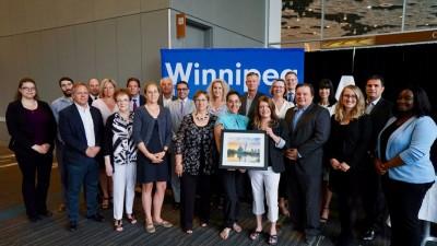 Economic Development Winnipeg Honours Bring It Home Ambassadors