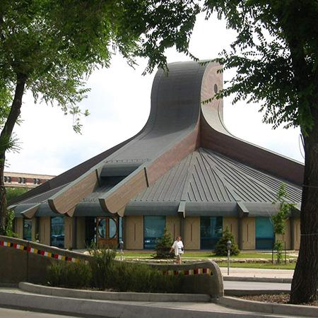 Circle of Life Thunderbird House