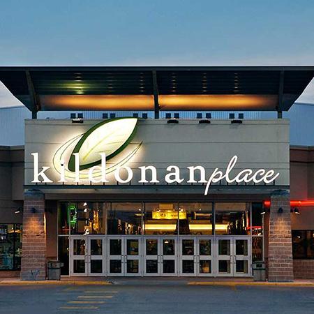 Kildonan Place Shopping Centre