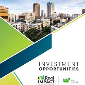 Yes! Investor Opportunities