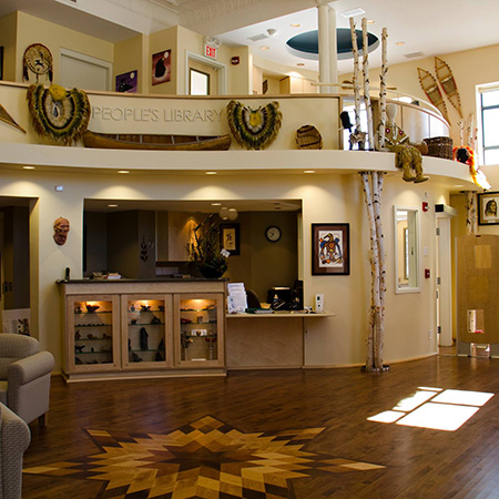 Manitoba Indigenous Cultural Education Centre