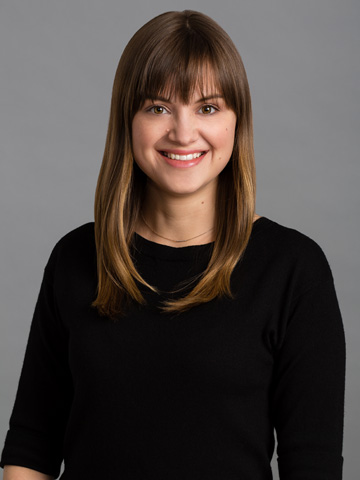 Natalia Vozniak (On Maternity Leave until Fall 2021)